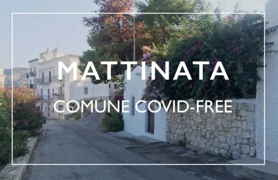 Mattinata covid-free