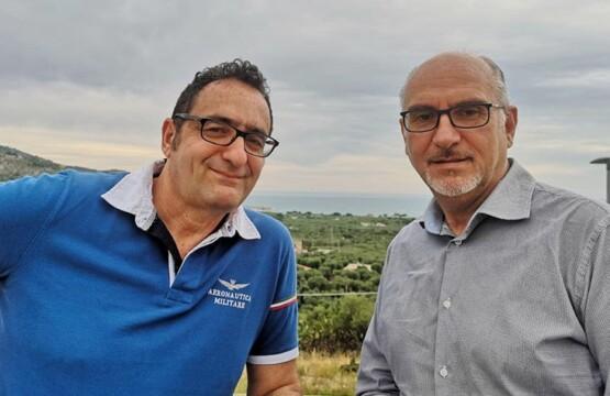 Guglielmo Tasca e Alberto Mione