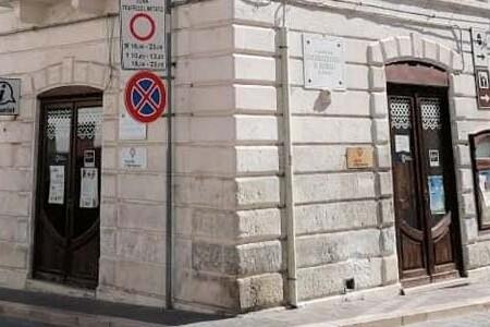 L'ufficio di informazione e accoglienza turistica di Mattinata