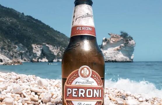#sTappiamociacasa, Birra Peroni