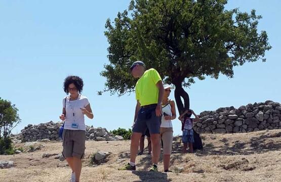 Concetta Lapomarda, guida turistica