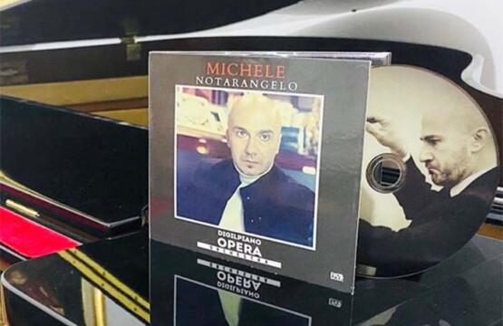 """""""DigilPiano OperaOrchestra"""", il CD del maestro mattinatese Michele Notarangelo"""