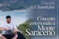 I luoghi dell'handpan a Monte Saraceno