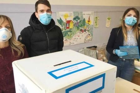 Voto in sicurezza