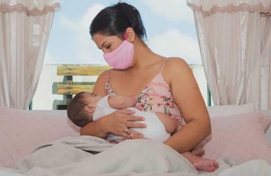 Allattamento al seno durante la pandemia da Covid-19