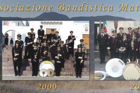L'Associazione Bandistica di Mattinata compie vent'anni