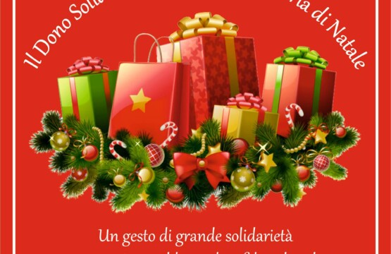 """""""Il Dono Solidale - Raccolta comunitaria di Natale"""""""
