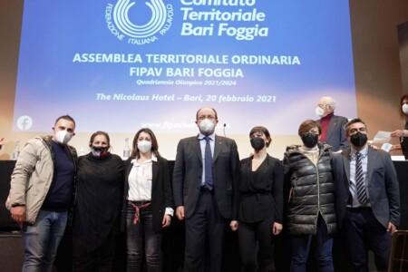 Maddalena Salcuni eletta nel Consiglio Territoriale Bari Foggia della FIPAV