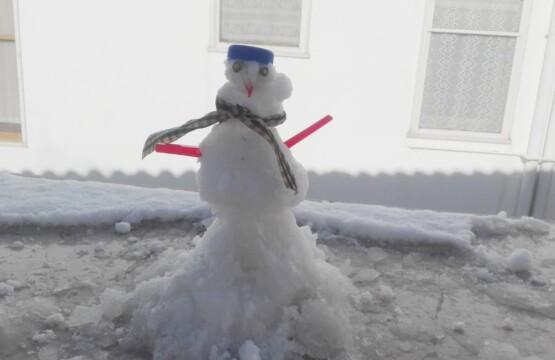 Neve a Mattinata