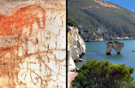 La grotta Paglicci e i Faraglioni di Mattinata