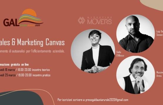 Sales&Marketing Canvas