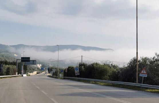 Nebbia, 29 marzo 2021