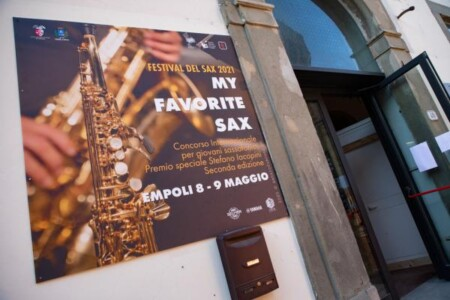 My Favorite Sax